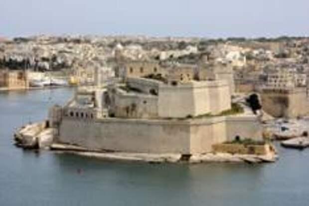 Онлайн-тур по Форту Сент-Анджело (Мальта)