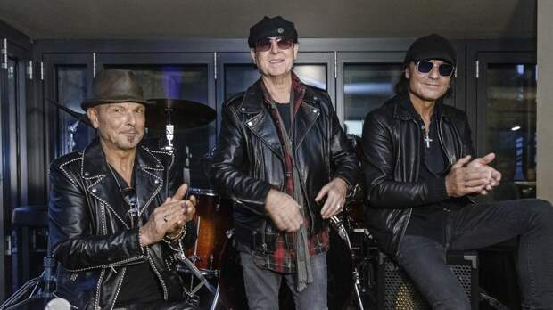 Немецкие эксперты нашли связь между песней группы Scorpions и развалом СССР
