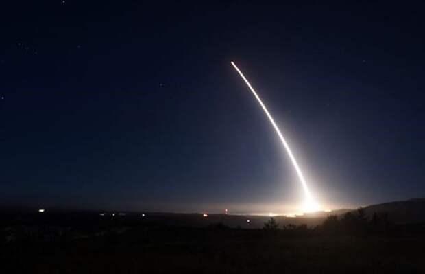 Ракета на замену Minuteman III взлетит в 2023 году