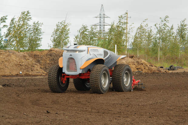 Превратить трактор в беспилотник: как стартап из Рязани производит революцию в сельском хозяйстве
