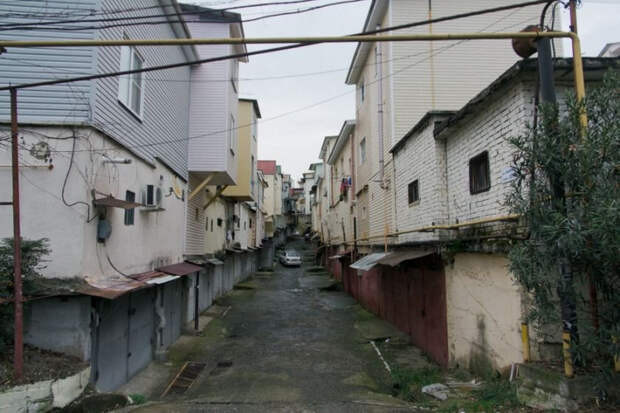 В Сочи продают жилой гараж за 12 миллионов