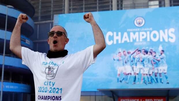 """Тренер """"Лестера"""" назвал заслуженной победу """"Манчестер Сити"""" в АПЛ"""