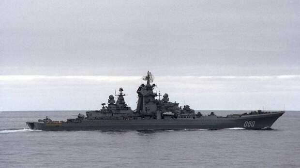 Назван российский корабль, способный в одиночку сдержать флот НАТО