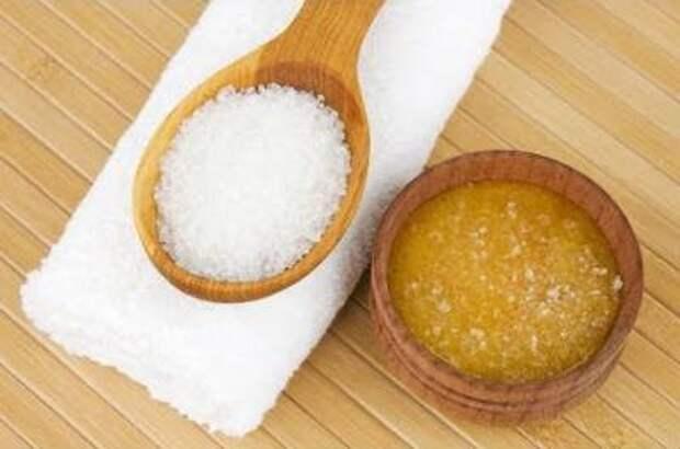 Соль с медом