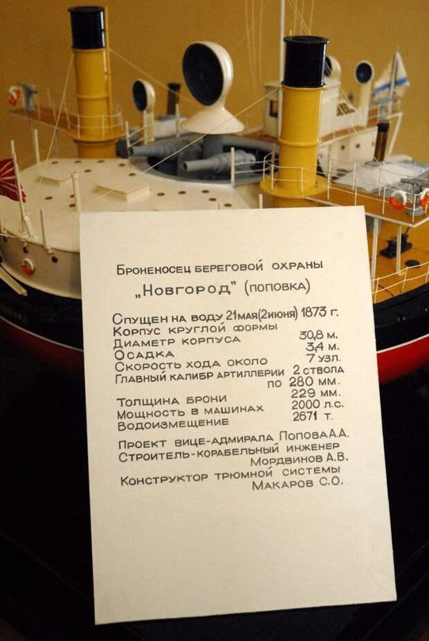 Броненосцы контр-адмирала Попова