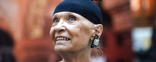 Стало известно, как Светлана Светличная выглядит после инсульта