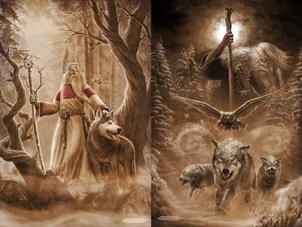 Перун и его пророк Михей