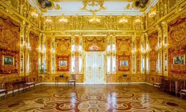 Водолазы исследуют возможное местонахождение Янтарной комнаты