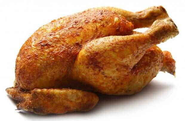 Цыпленок жареный против Навального