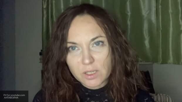 """За что нацбаты воюют в Донбассе: лидер """"Антивойны"""" рассказала о преступлениях"""