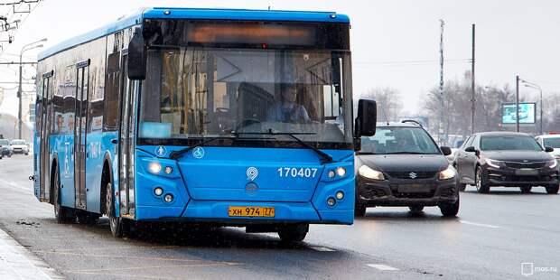 Несколько автобусных маршрутов в районе изменятся в этом году