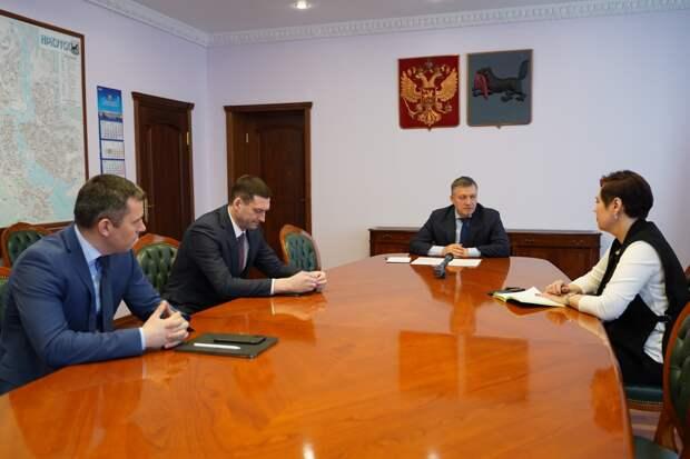 Игорь Кобзев: надо принять стратегию социально-экономического развития Приангарья до конца года