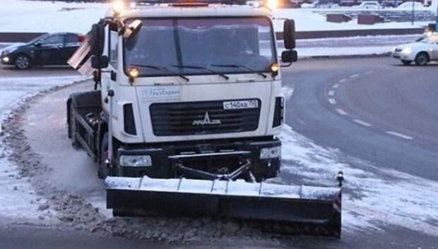 Жители 17 муниципалитетов Подмосковья остались довольны качеством зимней уборки за неделю