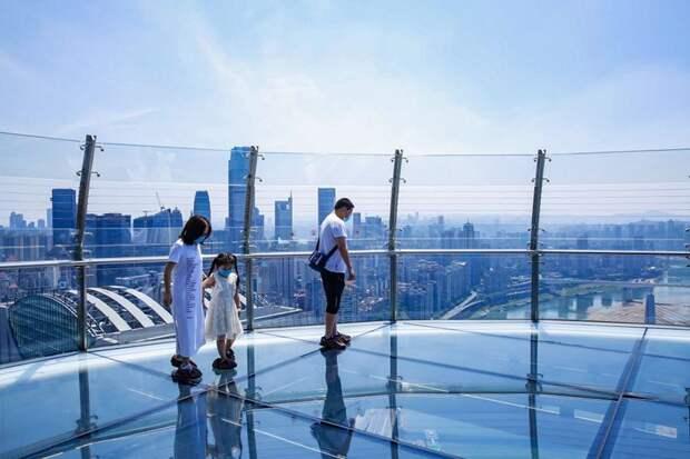 7 крутых фото самого высокого в мире горизонтального небоскреба
