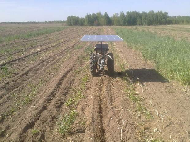 мотоблок на солнечных панелях 4: Устойчивые изделия и конструкции