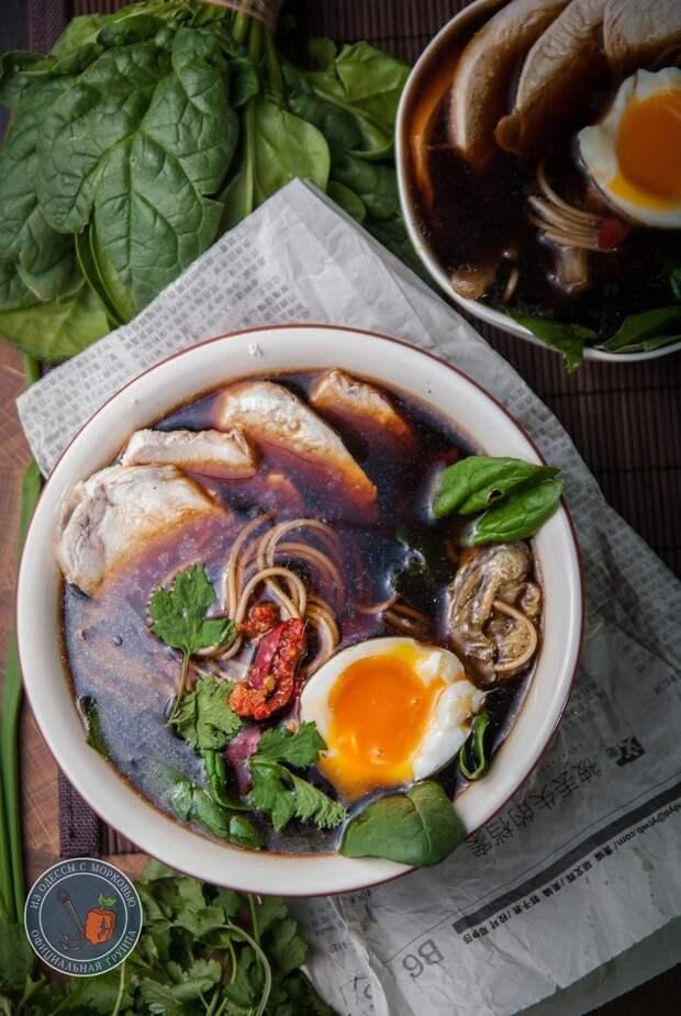 Собери себе суп. Пошаговая инструкция вкусняшки, кулинария, рецепт