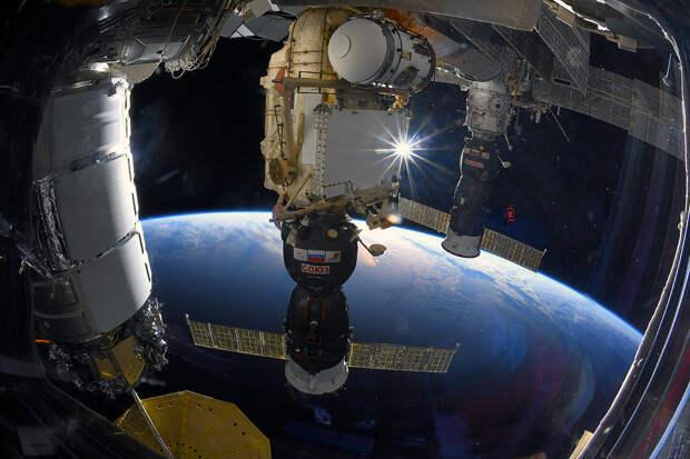 Трещина на МКС оказалась в полтора раза больше