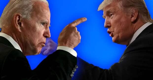 Россия и коронавирус: 6 тем, которые обсудили Трамп и Байден на дебатах