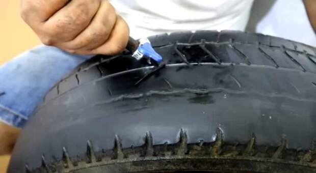 Как сделать регрувер для нарезки протектора автомобильных шин