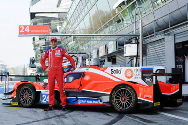 Виталий Петров поедет в FIA WEC