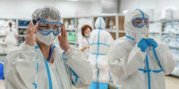 Собянин продлил проект «Школа профессионального роста» для студентов-медиков. Фото: В. Новиков mos.ru