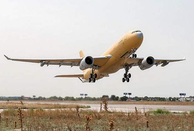 Airbus приступила к летным испытаниям первого A-330 MRTT, предназначенного для ВВС Франции