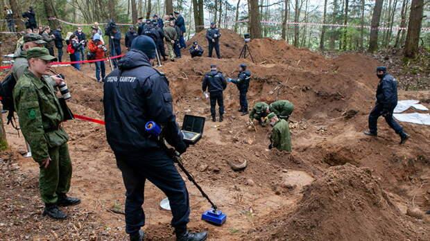 Признания геноцида белорусов в годы войны намерены добиваться в Минске