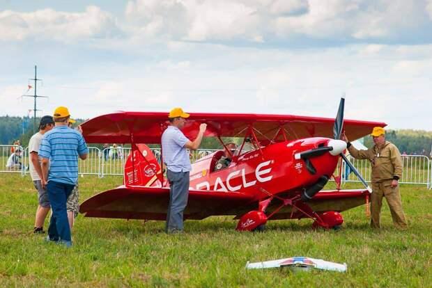 Авиационные гонки пройдут на фестивале «Небо: теория и практика» в Подмосковье