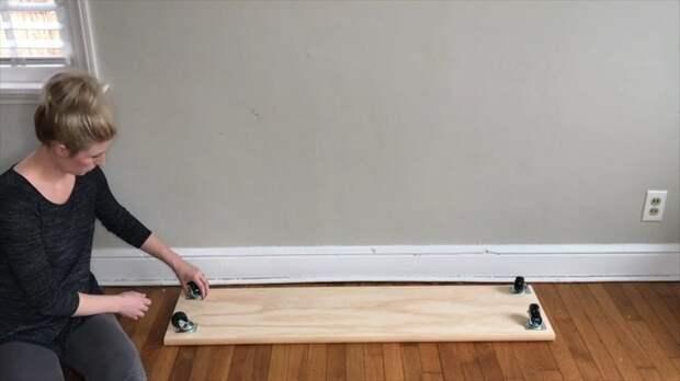 Как из двух досок и двух ящиков сделать полезную и функциональную вещь