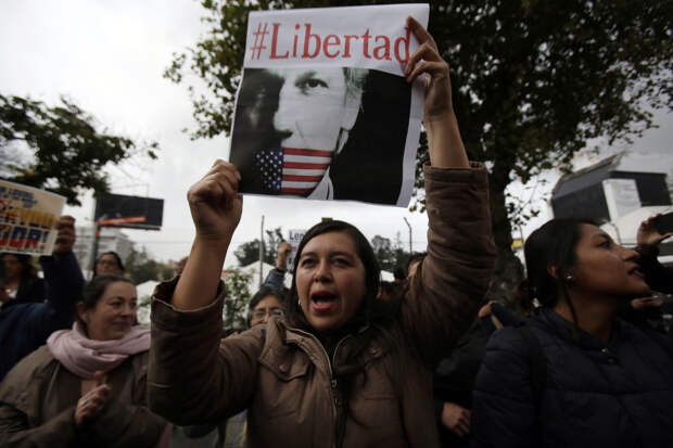 WikiLeaks как Рубикон и дух времени