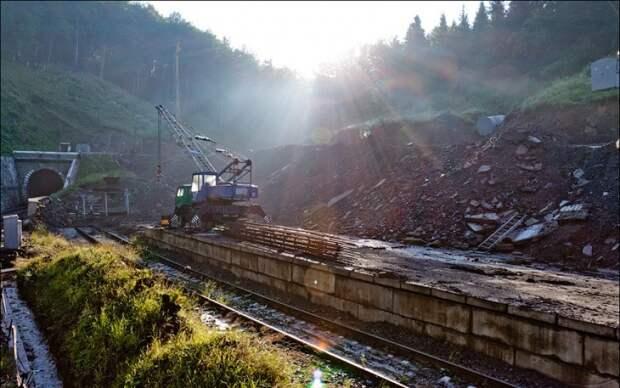 Подкоп под ЕС: Украина строила километровый тоннель 10 лет
