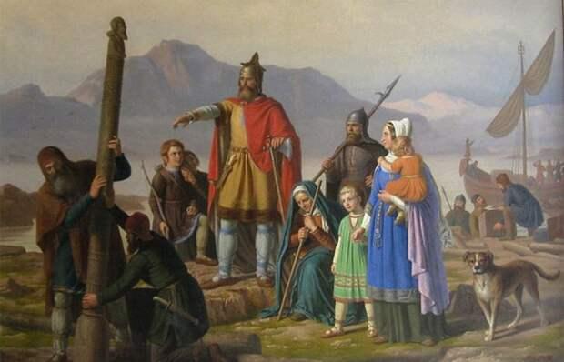 Рабы викингов.