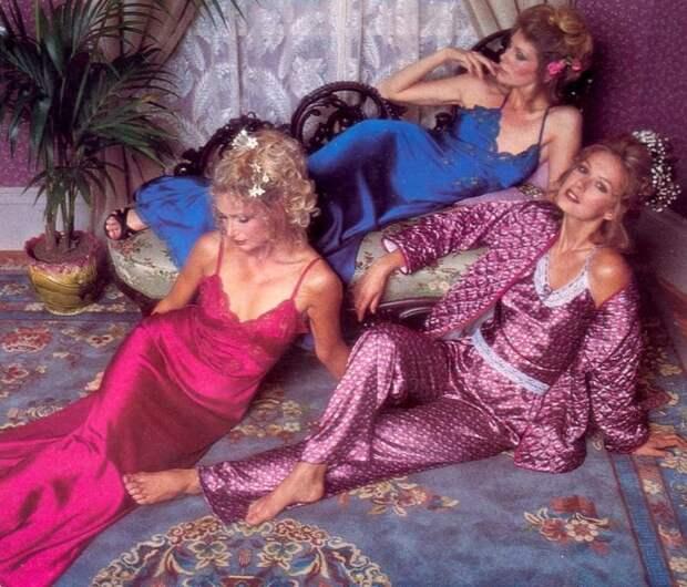Гламур и еще раз гламур: каталог Victoria's Secret 1979 года Victoria's Secret, белые, гламур, каталог, мода, модель, прошлое, фото
