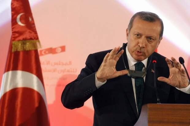 Сатановский раскрыл истинный мотив Эрдогана поддержать Палестину в противостоянии с Израилем.