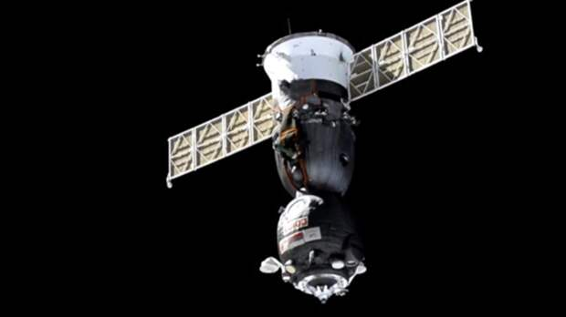 Корабль «Союз МС-17» покинул МКС
