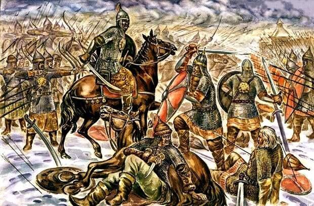 Великие битвы в русской истории, которые забыли