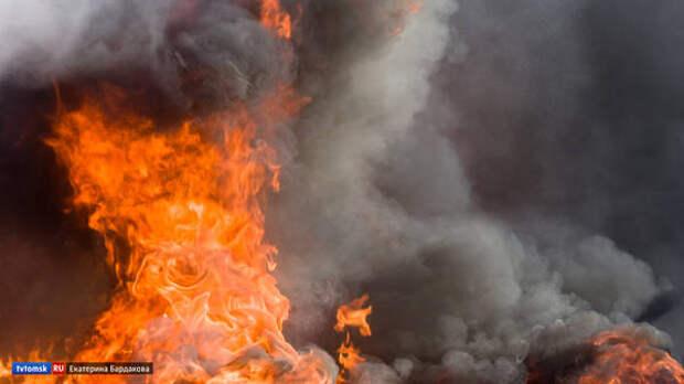 Особый противопожарный режим объявлен в Томске до 17 мая