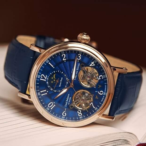 Какие часы носят бизнесмены