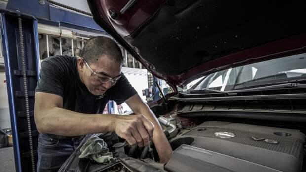 МВД РФ предложило сделать техосмотр легковых автомобилей добровольным