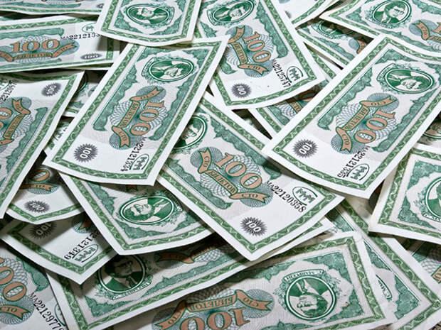 Ельцину на выборы были нужны деньги «МММ»