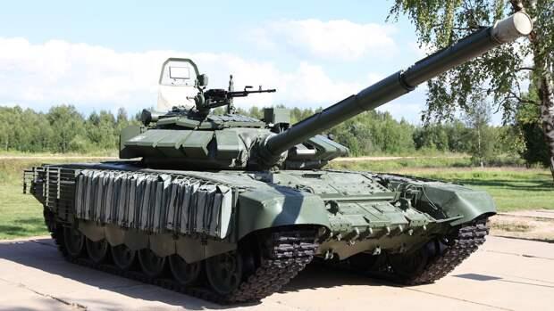 Россия возглавила топ-10 стран с самыми мощными танковыми войсками