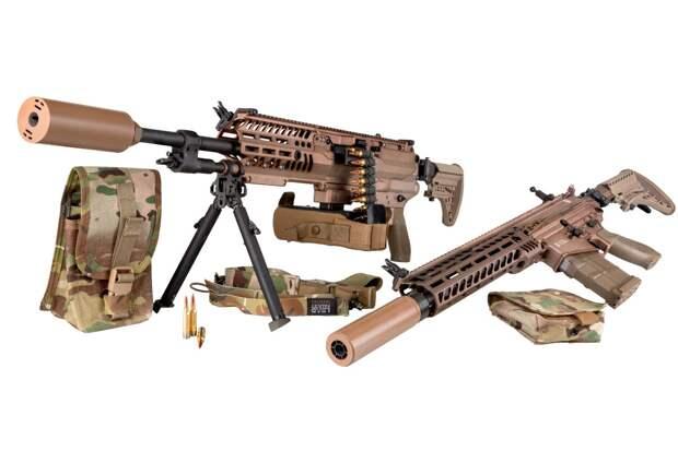 ТАСС: армия США получила для испытаний винтовку нового поколения
