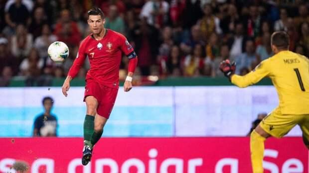 Португальский форвард Роналду установил уникальный рекорд на Евро-2020