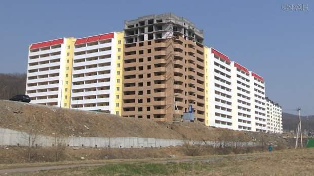 В Приморье готовят проекты, под которые получат бюджетный кредит