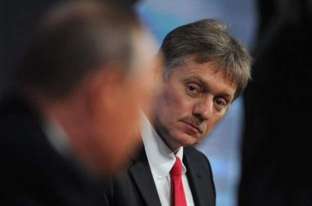 Песков рассказал об ожиданиях от первой встречи Путина с Байденом