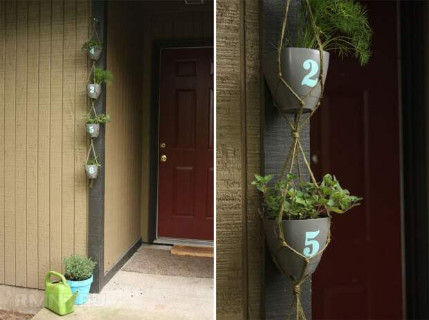 Креативные номера домов: фотоподборка