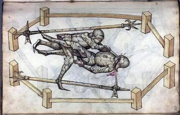 Иллюзия неуязвимости: насколько были эффективны рыцарские доспехи (11 фото)
