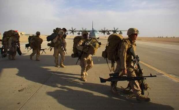 После Афганистана американские войска зовут под Харьков и Сумы