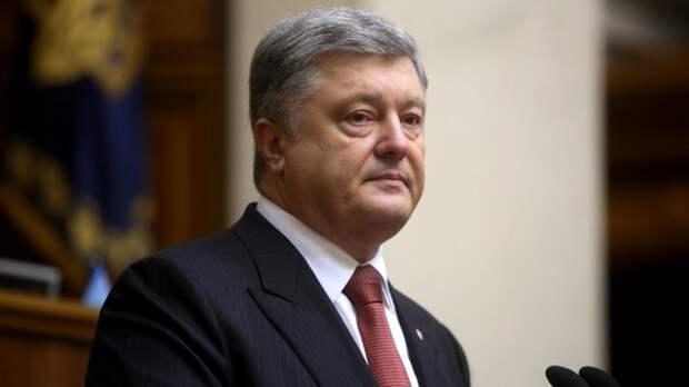 Порошенко получил видеопоздравление об «успехах» Украины