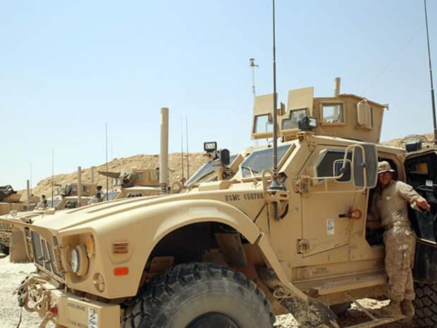 Пентагон: США нанесли авиаудар по одному из главарей террористов в Сирии